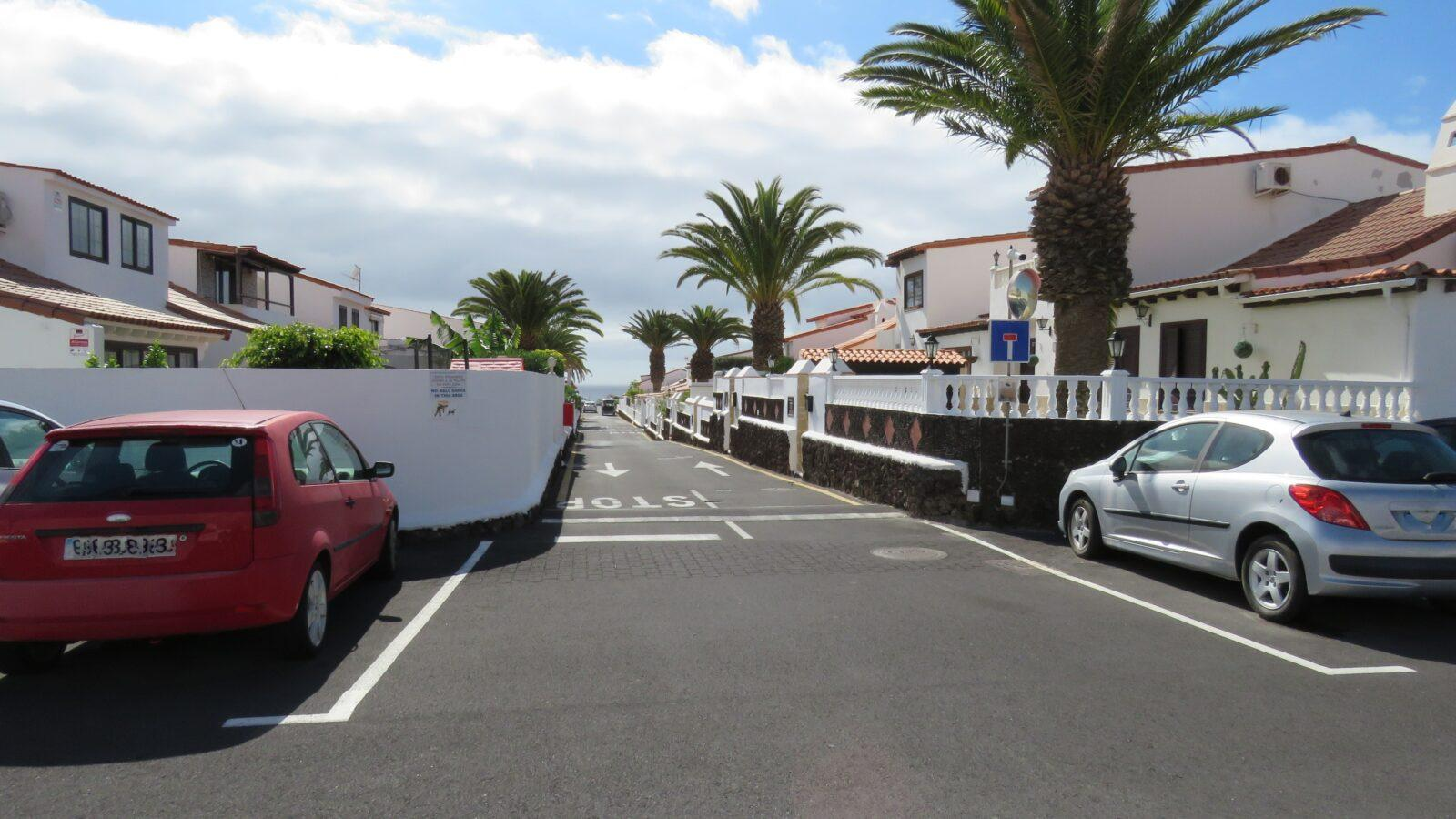 Golden Mile Tenerife